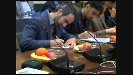 اصفهان جانشین مدیریت بحران تهران