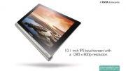 بررسی تبلت لنوو Lenovo B8000 Lenovo Yoga Tablet 10- تبلت شاپ