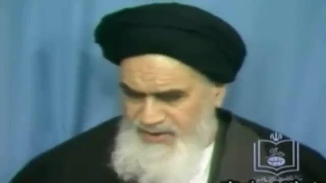 نظرات امام خمینی (ره) درباره قیام 15 خرداد