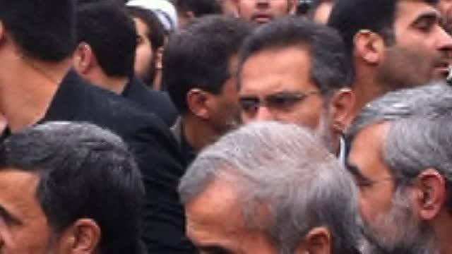 تیزر مراسم یادبود والده ماجده دکتر محمود احمدی نژاد