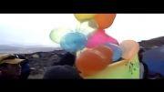 اولین مراسم ازدواج بر فراز دماوند - کوهنوردان ایرانی - حامد رزاقی