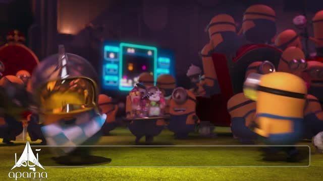 انیمیشن من شرور ۲ با دوبله جذاب و موزیکال آپاما