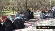 مسافران نوروزی شهرستان بافق