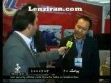 ایرانی صحبت کردن یک ژاپنی
