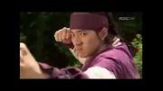 مبارزه اویی و جومونگ در قسمت 9 سریال افسانه جومونگ