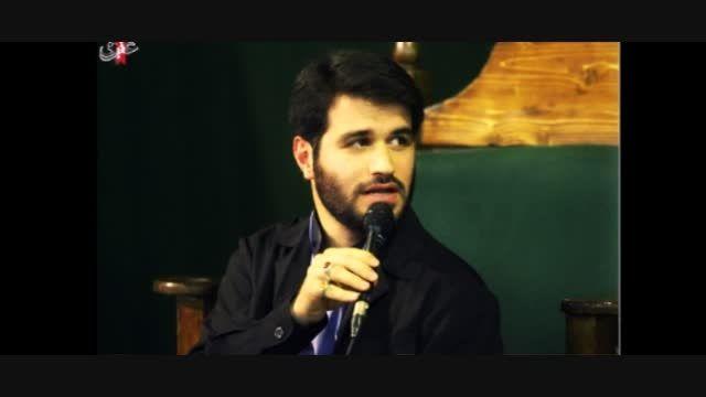 میثم مطیعی-داستان توبه جوان قمارباز به واسطه امام رضا ع