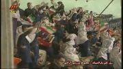عموپورنگ و امیرمحمد در مجموعه ورزشی آزادی 13-09-92