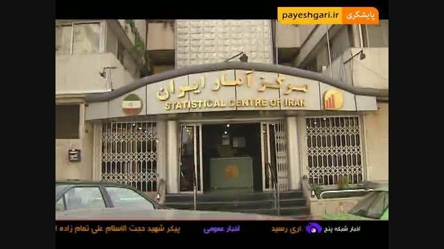 گزارش مرکز آمار از قیمت متوسط زمین در تهران