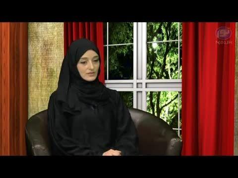 دختری که مسلمان شد!!!(گفتگوی زنده)