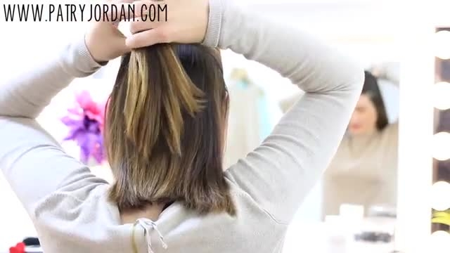 مدل موهای ساده برای موهای کوتاه