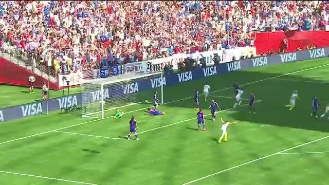 فینال جام جهانی زنان