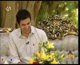 مصاحبه لادن طباطبایی با علی ضیا در برنامه خوشا شیراز