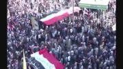 تظاهرات مردم عراق در اعتراض به مداخله نظامی آمریکا