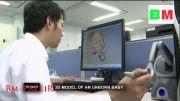 کلیپ ویدئویی زیبایی از چاپ سه بعدی جنین(Bm-Eng.iR)
