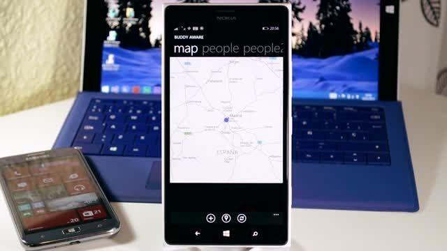 کمک مایکروسافت به پیدا کردن دوست در ویندوز فون