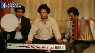 رقص بازیگر اکبر عبدی