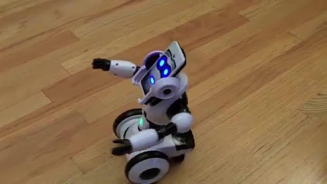 ربات سخنگو برای کودکان