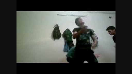 رقص اسپانیایی علی،سجاد،علی