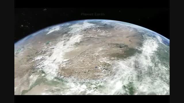 شگفتی های خارج از کره زمین (حتماً مشاهد کنید)
