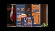 اجرای علمی فریبا علومی یزدی در کنفرانس های بین المللی علمی