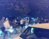 رقصیدن وسط چهارباغ اصفهان