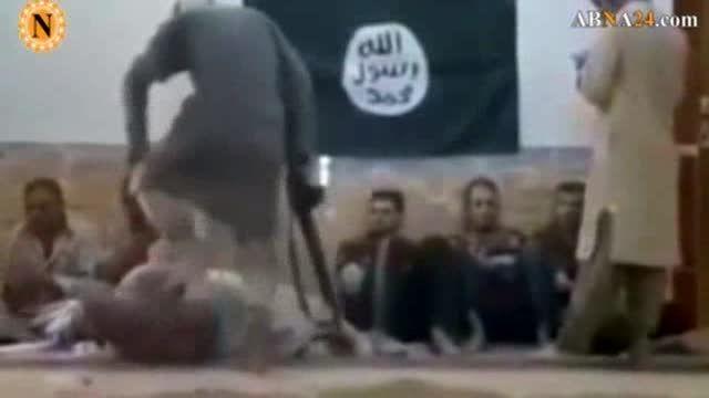 مجازات سیگاری ها در داعش