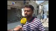اهالی غزه بعد از بازگشت به خانه هایشان چه می گویند