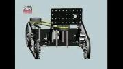 تانک رباتیک ( شرکت پارسیان رباتیک )