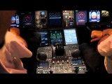 ورود به کاکپیت ایرباس A380 امارات