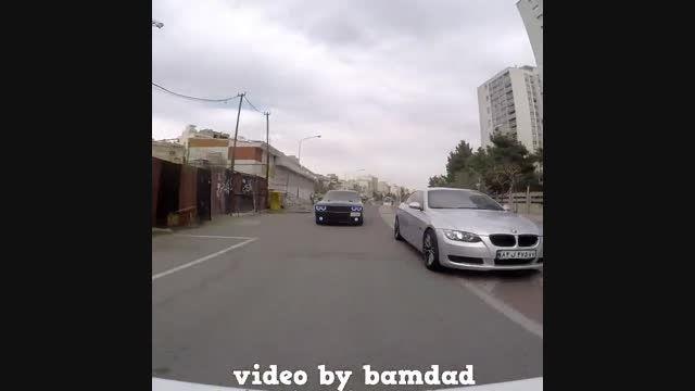 دور دور با خودروهای لوکس