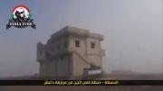 شاهکار تک تیرانداز ارتش قهرمان سوریه