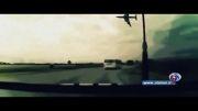 فیلم سقوط هواپیمای آمریکایی در افغانستان - یک فروند بوئینگ 747 دوشنبه گذشته در فرودگاه بگرام افغانستان سقوط کرد