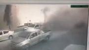 انفجار خودروی بمب گذاری شده در تایلند