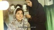 گریم هانیه توسلی در سریال ابله
