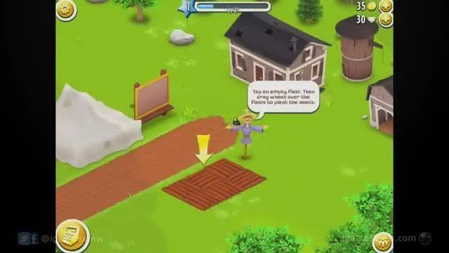 دانلود بازی جدید مرزعه داری و کشاورزی برای اندروید