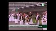 رقص شمشیر ولیعهد و وزیرخارجه سعودی در پاریس