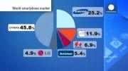 پیش بینی افت قابل توجه سود شرکت سامسونگ