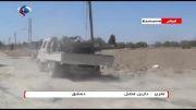 تصاویر اختصاصی از درگیریها نزدیک مرز ترکیه و سوریه