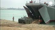 رزمایش غیرمنتظره ارتش روسیه در دریای سیاه