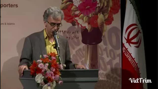شعر رضا رفیع برای دکتر ظریف(شش سال دگر رئیس جمهور تویی