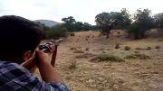 تیراندازی با MOD98 کامفیروز فارس