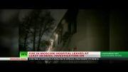 38 کشته در آتش سوزی بیمارستان روانی روسیه