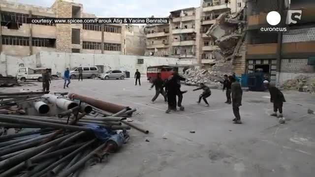 اوقات فراغت داعش در سوریه چگونه میگذرد