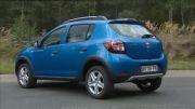 Dacia Sandero Stepway 2013 داچیا ساندرو شاسی بلند 2013