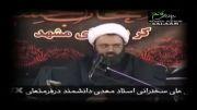 کلیپی تاثیرگذار از استاد دانشمند درباره آقا امام رضا