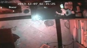 دزدان گلفروشی در بلوار پیروزی مشهد