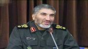 شهید حاج احمد کاظمی فرمانده دلاور سپاه