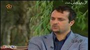 احمد مهرانفرو لیندا کیانی در برنامه زنده رود