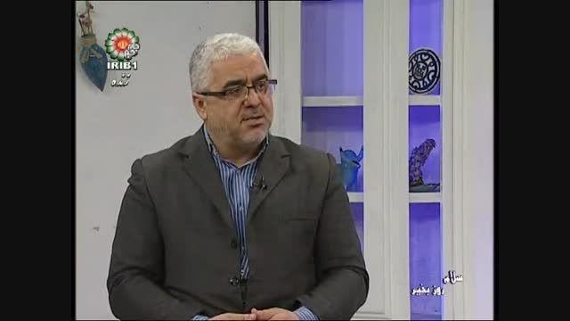 مهندس جعفرزاده در شبکه جام جم