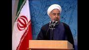 سخنرانی رئیس جمهور دکتر روحانی در جمع فرماندهان سپاه
